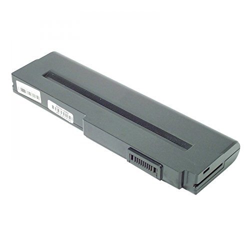 MTXtec Hochkapazitätsakku, LiIon, 11.1V, 6600mAh, schwarz für Asus G60J