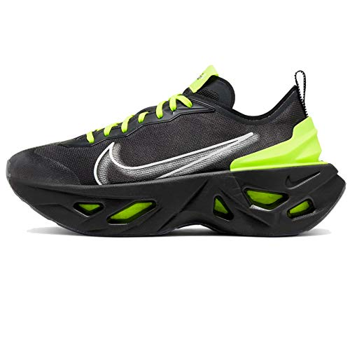 Nike W Zoom X Vista Grind, Scarpe da Corsa Donna, off Noir/off Noir-Lemon Venom-Black, 40.5 EU