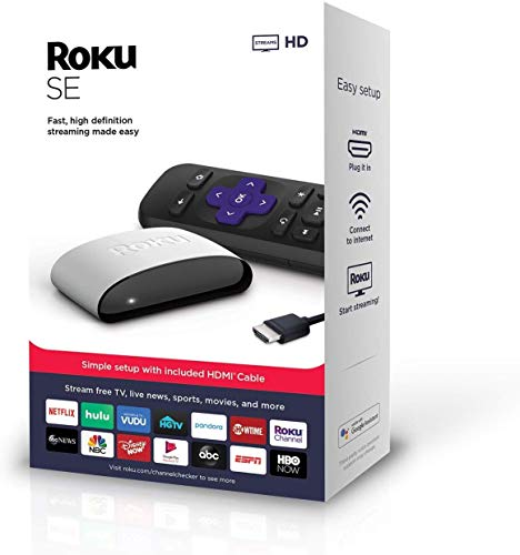 Roku 3903 SE Streaming Media Player 3930 SE (Roku 2 Media Streaming Player With Hdmi Cable)