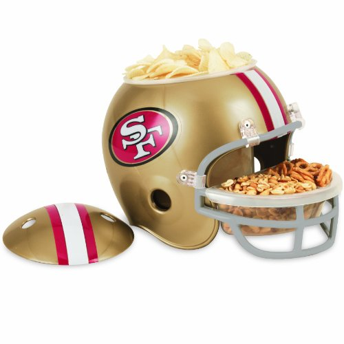 NFL Snack-Helm San Francisco 49Ers