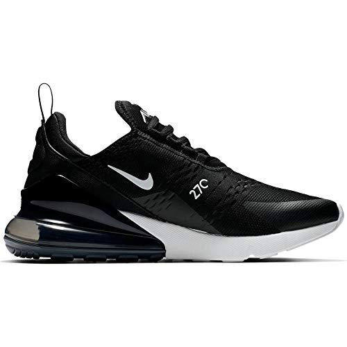 Nike Damen W AIR MAX 270 Fitnessschuhe, Schwarz (BlackAnthracite WHI 001), 38 EU