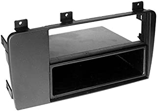 2-DIN RB mit Fach Volvo V70 / S60 / XC 70 schwarz