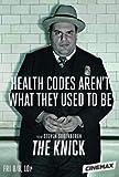 The Knick - Clive Owen – Poster Plakat Drucken Bild