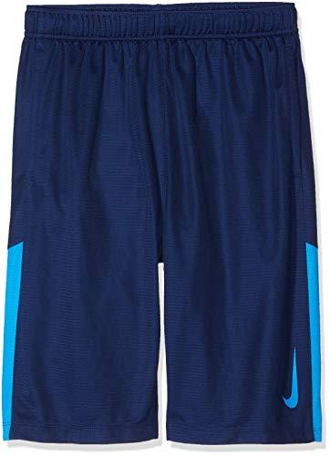 Nike Jungen Trainings Shorts, Blue Void/Blue Hero/Black, M