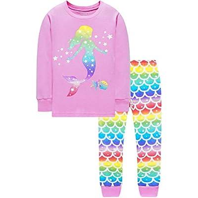 Pajamas for Girls Toddler Kids Shoes Pyjamas Ch...