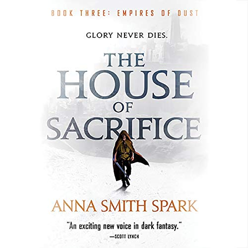 The House of Sacrifice audiobook cover art