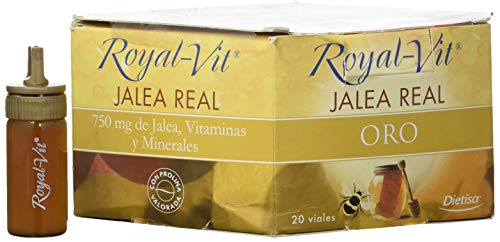 ROYAL VIT JALEA REAL ORO 20 Viales