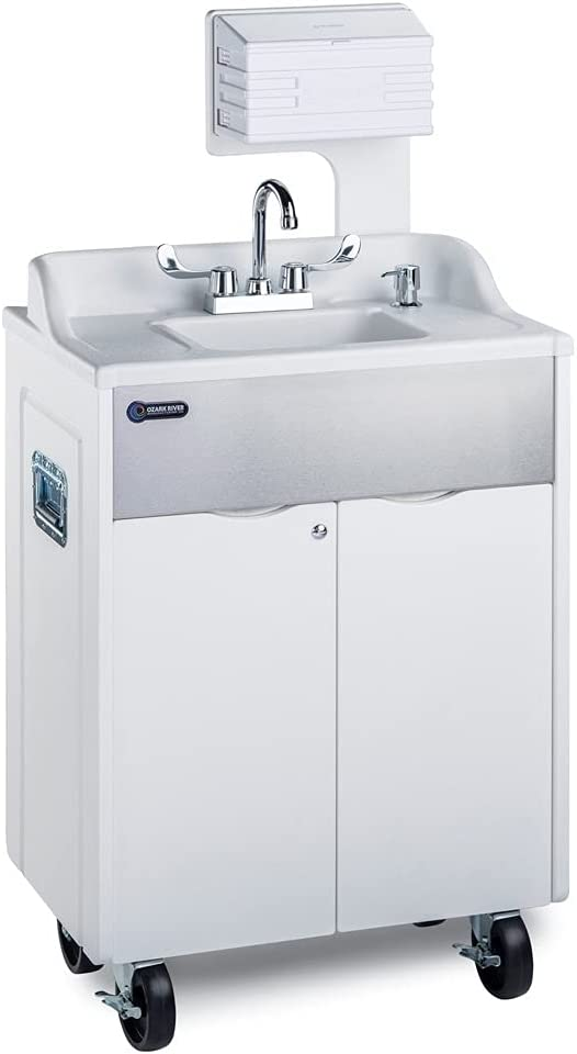 Ozark River Titan PRO1 White Self-Contained Outdoor National products Porta Indoor New mail order