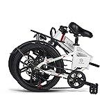 Zoom IMG-1 coolautoparts bicicletta elettrica pieghevole da