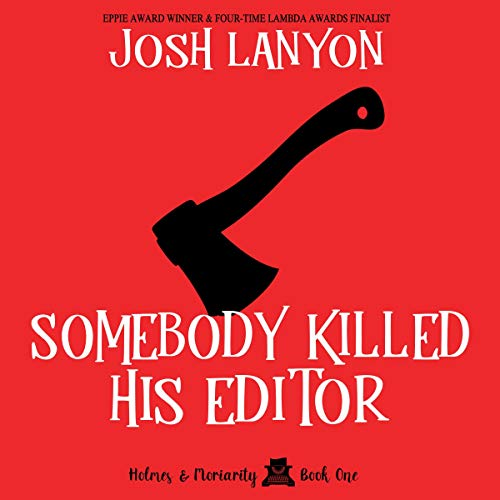 Somebody Killed His Editor cover art