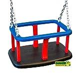 Asiento de Bebé Caucho Comercial con cadenas