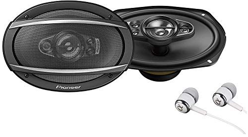 Pioneer TS-A6880F 6' x 8' 350 Watts Max Power A-Series 4-Way Car Audio...