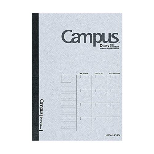 Kokuyo campus type A5 diary free two-CF103 (japan import)