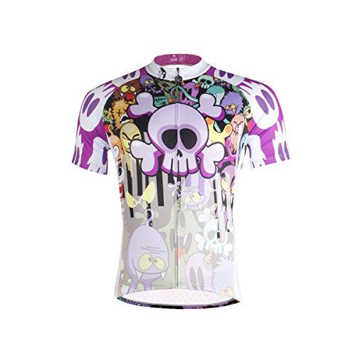 Hebike, conjunto ciclismo maillot manga corta culote