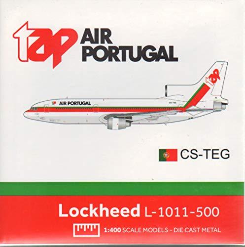 NG Model NGM35009 1:400 TAP Air Portugal Lockheed L-1011-500 Reg #CS-TEG (pre-Painted/pre-Built)