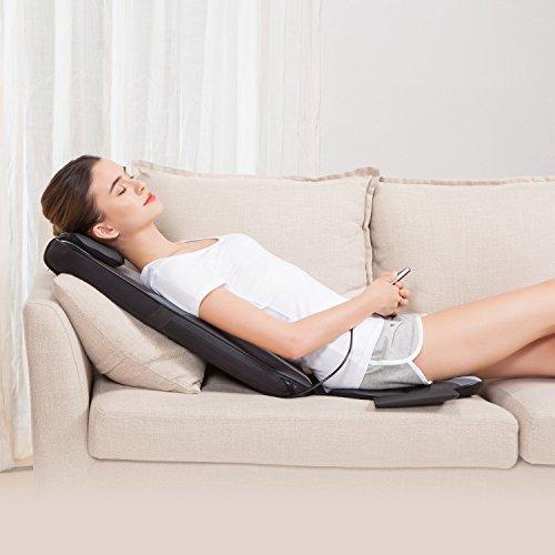 Snailax Shiatsu Massage Chair Pad