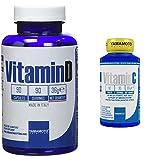 Yamamoto Nutrition Integratore Alimentare Di Vitamina D - 90 Capsule & Nutrition Integrato...