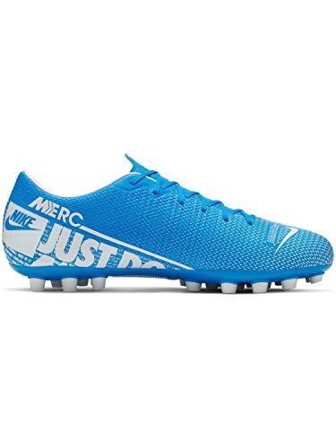 Nike Unisex-Erwachsene Vapor 13 Academy Ag Fußballschuhe, Mehrfarbig (Blue Hero/White/Obsidian 414), 42.5 EU