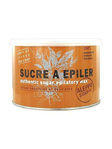 Aleppo Soap Sucre à Epiler 500 g