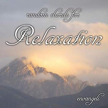 Random Chords for Relaxation