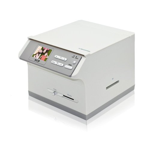 : SVP 2012 Newest PS9890(with 32GB) 3-in-1 Digital Photo / Negative Films / Slides Scanner with built-in 2.4 LCD Screen AV out
