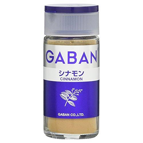 GABAN シナモンパウダー 15g