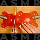 A.S.M.R of a Giant Gummy Bear (No Talking)