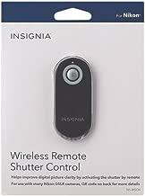 Insignia Remote Wireless Shutter Control (NS-WSCN-C)