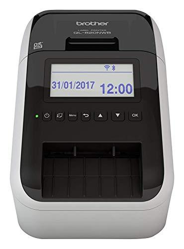 Brother QL-820NWBYU - Impresora de etiquetas
