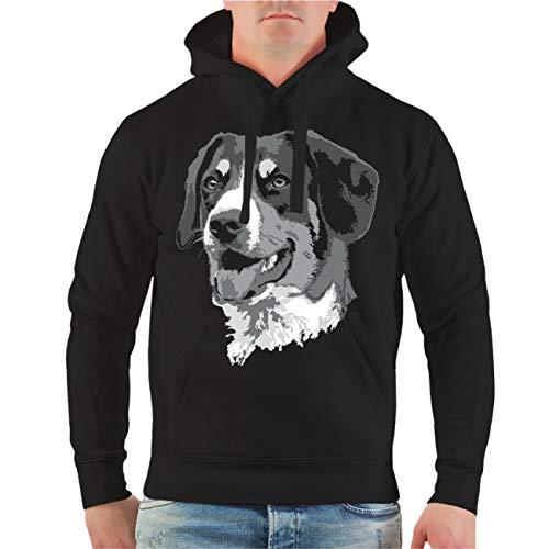 Spaß kostet Männer und Herren Kapuzenpullover Appenzeller Sennenhund