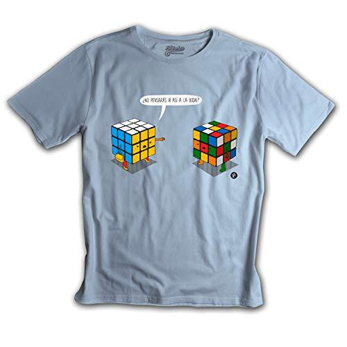 Camiseta Boda Rubik (XL)
