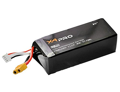 Orignal 11.1V 7000mAh 25C Rechargeable Lipo Battery For Hubsan X4 Pro H109S RC Quadcopter Spare Parts