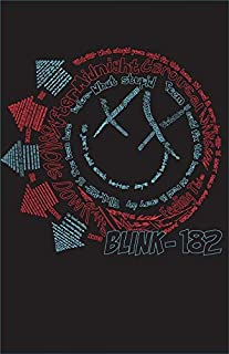 Blink-182 American Rock Band Pop Punk Alternative Rock Punk Rock Skate Punk Mark Hoppus Travis Barker Matt Skiba Singer So...