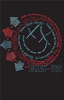 Blink-182 American Rock Band Pop Punk Alternative Rock Punk Rock Skate Punk Mark Hoppus Travis Barker Matt Skiba Singer Songwriter Musician 12 x 18 Inch Quoted Multicolour Rolled Poster BI103