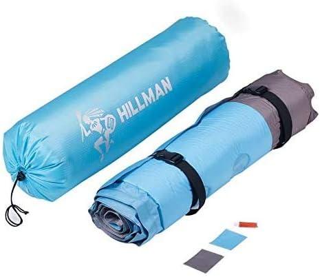Weekly update WWT Hillman Widen Thicken SALENEW very popular Self Inflating Outdoor Sleeping Mat C