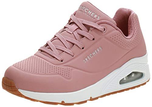 Skechers Damen 73690-ROS_39 Sneakers, pink, EU