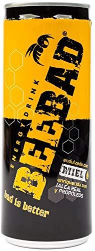 Energy Drink, Bebida Energética Saludable Hecha de Ingredientes Naturales y Endulzada 100% con Miel de Abeja Pura (6)