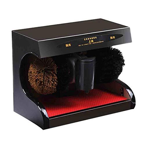 Máquina pulidora eléctrica de zapatos Máquina pulidora de zapatos Limpieza de la máquina limpiadora de zapatos Tratamiento del cepillo de limpieza Zapatos de enfermería Hogar portátilRoscloud@