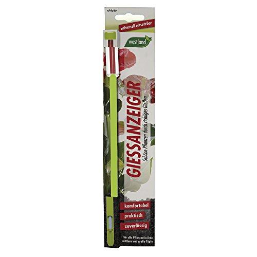Westland Gießanzeiger 26 cm für alle Pflanzen in Blumenerde grün, 732134