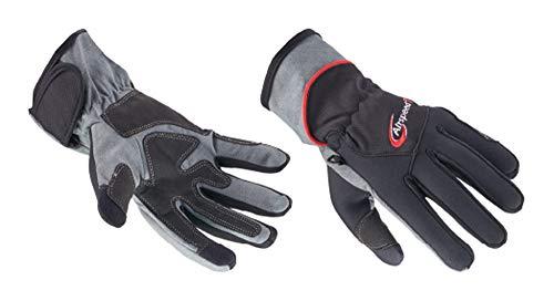 Airspeed 1 Handschuh Aero 2 Touch (schwarz/grau, XXL)
