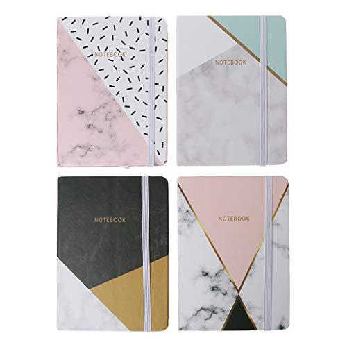 bhty235, Notizbuch Liniert/Lined notebook A6 Portable Notizbuch Tagebuch Memo Notizblock Journal Planer Freenote Geschenk