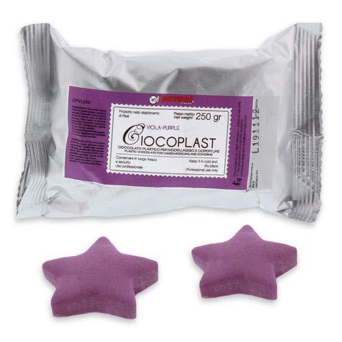 Pavoni Italia Fondant aus Schokolade 250g, lila
