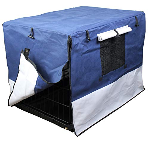 Iconic Pet Protectant Indoor/Outdoor Pet Crate Cover in Varying Sizes