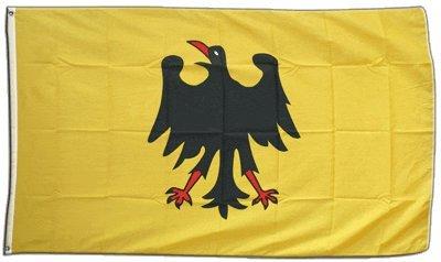 Flagge Heiliges Römisches Reich Deutscher Nation vor 1400-90 x 150 cm