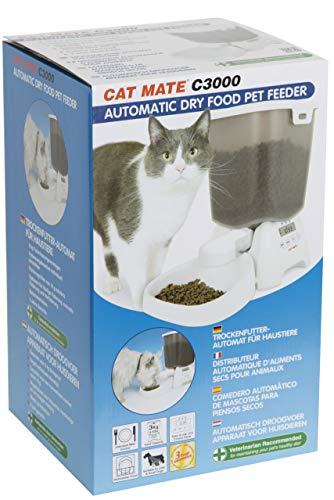 Cat Mate C3000 Automatic Dry Food Dispenser