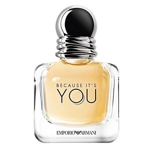 Because It's You de Emporio Armani Feminino Eau De Parfum 100 ml