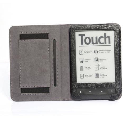 Enjoy-Unique, custodia a libro in pelle sintetica per Pocketbook Touch Lux 3, Pocketbook 622, Pocketbook Touch HD, Pocketbook Aqua