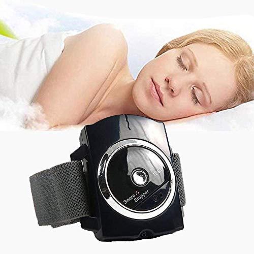 QTCD Biosensor de tapón de ronquido, biosensor de Ayuda para Dormir, Rayo infrarrojo Que detecta el Dispositivo de tapón de ronquido, Dejar de roncar