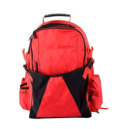 MMUY-1 Professioneller Reitsportrucksack, Helm und Stiefeltasche, wasserdicht und tragbar, klassifizierte Aufbewahrung (Ohne Peitsche)