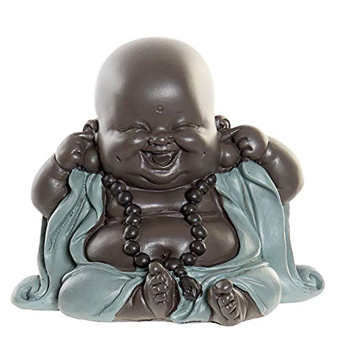 profesional ranking Decoración de resina para hogares y más monjes bebés, decoración para estatuas de Buda.  Monje … elección
